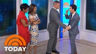 Mentalist Oz Pearlman Gets Inside John Cena's Head | TODAY