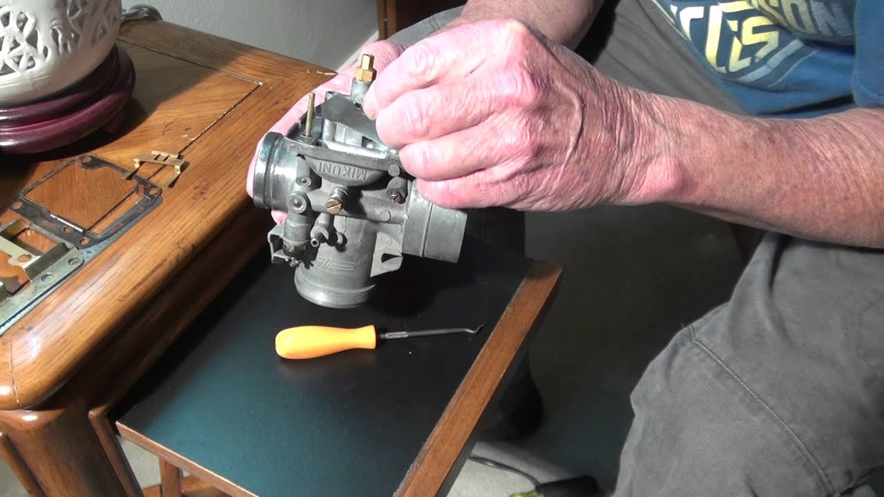 How To Adjust The Float On A Yamaha Blaster