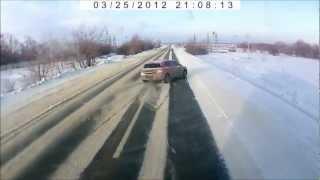 Подборка ДТП с видеорегистраторов 37 \ Car Crash compilation 37