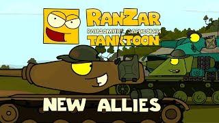 Tanktoon - Noví spojenci