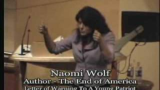 TalkingStickTV Naomi Wolf The End Of America