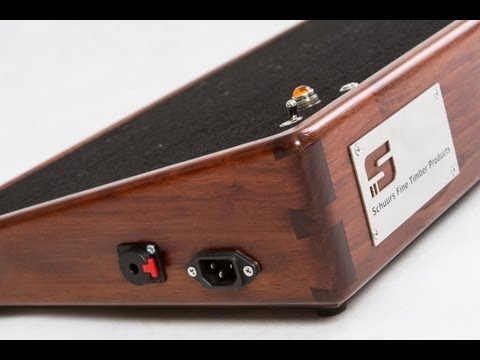 How To Design And Build A Pedalboard