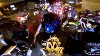 Moto náo loạn đường phố bị cảnh sát Mỹ dùng trực thăng rượt đuổi | Motosaigon.vn