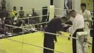 Kyokusin Karate VS Wing Tsun view on youtube.com tube online.