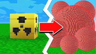 DON'T EVER TRY THIS IN MINECRAFT!