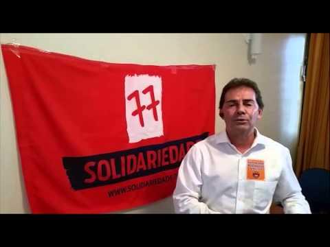 Paulinho convida brasileiros para se manifestar contra o governo