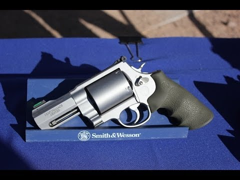 Smith & Wesson (Models 69, 986, 460 XVR) || SHOT Show 2014