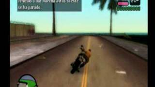GTA Vice City Stories Soldado [PS2]