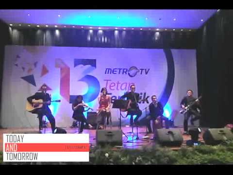 Band Akustik Jakarta (Today and Tomorrow) - Have You Ever Seen The Rain - Live at Metro TV