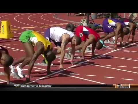 Baylor Track and Field: Trayvon Bromell Breaks 100M Dash Record at Texas Relays