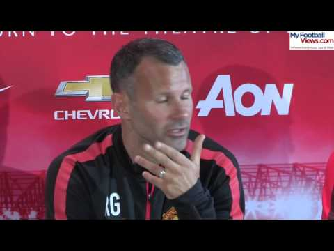 Ryan Giggs says Van Gaal has a master plan for Man Utd