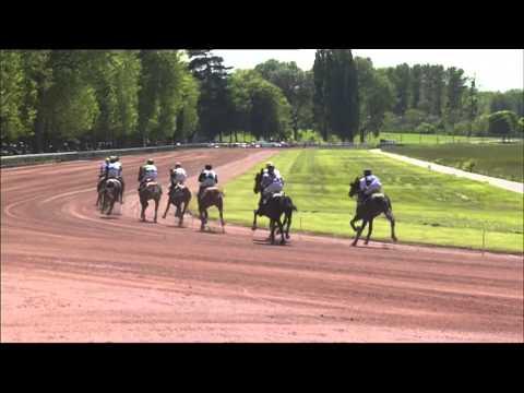 Vidéo de la course PMU PRIX SAINT-LEGER DES TROTTEURS