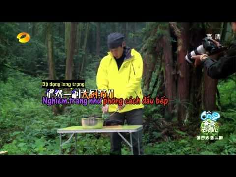 Bố Ơi Mình Đi Đâu Thế Bản Trung Quốc   Season 2 - Tập 8