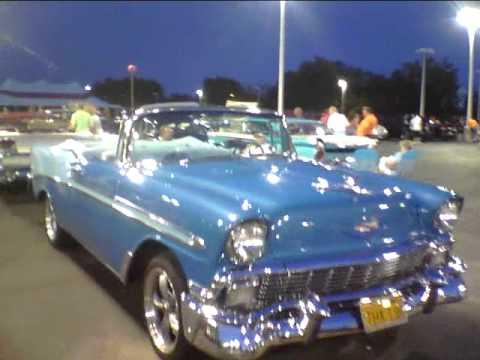 Good times radio tv d 39 arcy motors car show 2 youtube for D arcy motors joliet