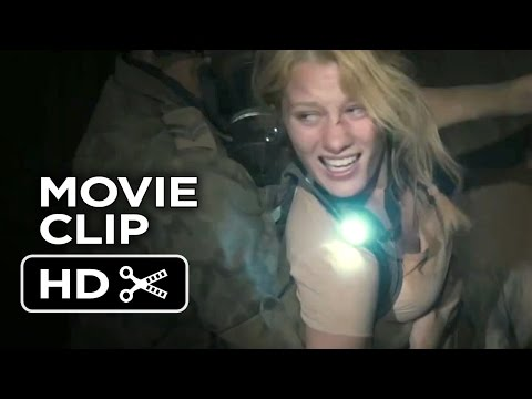 The Pyramid Movie CLIP - Folding Soldier (2014) - Horror Movie HD
