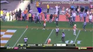 Tennessee WR Cordarrelle Patterson 2012 Highlights ᴴᴰ
