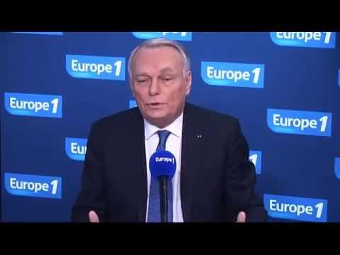 EXCLU - Écoutez l'intégrale de l'interview de Jean-Marc Ayrault