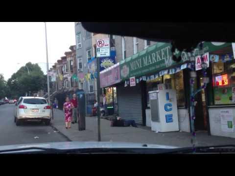 Mujer Borracha en New York