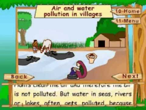 Environmental pollution essay for school students