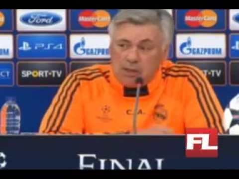 Ancelotti habla de la final
