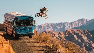 Bikers Rio Pardo | Vídeos | MTB selvagem em um cenário perfeito