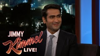Kumail Nanjiani Obsessed with Bad Reviews