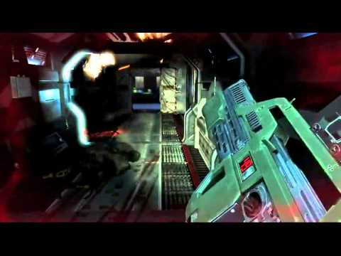 Aliens Colonial Marines pequena gameplay