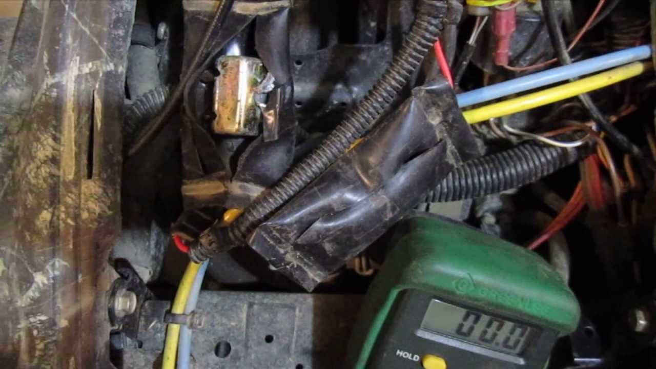 polaris sportsman 500 fuse box location