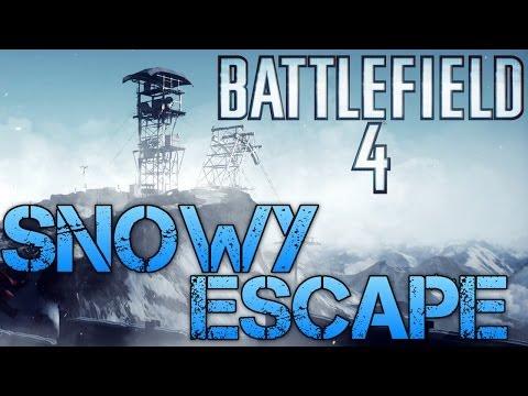 Battlefield 4 - Single Player Campaign - Part 7 | SNOWY ESCAPE (PC max settings)