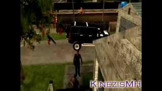 GTA San Andreas : Cazadores De Misterios: El Monstruo Del