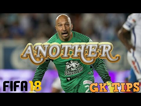 FIFA 18 Pro Clubs GK Tips