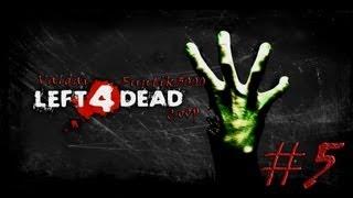 [Coop] Left 4 Dead. Серия 5 - Неприятности в больнице.
