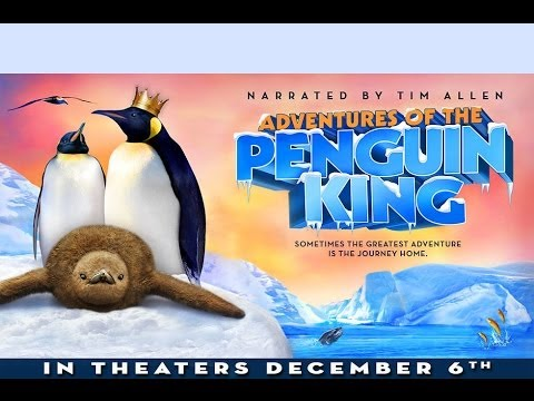 Thumbnail image for 'Family - ADVENTURES OF THE PENGUIN KING - TRAILER | Tim Allen'