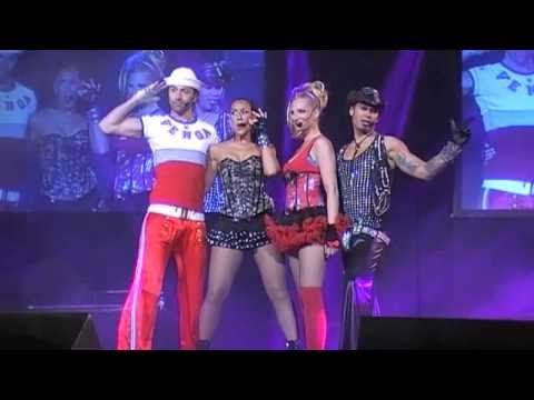 Vengaboys Ibiza live