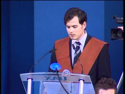 Discurso de Graduación 2011