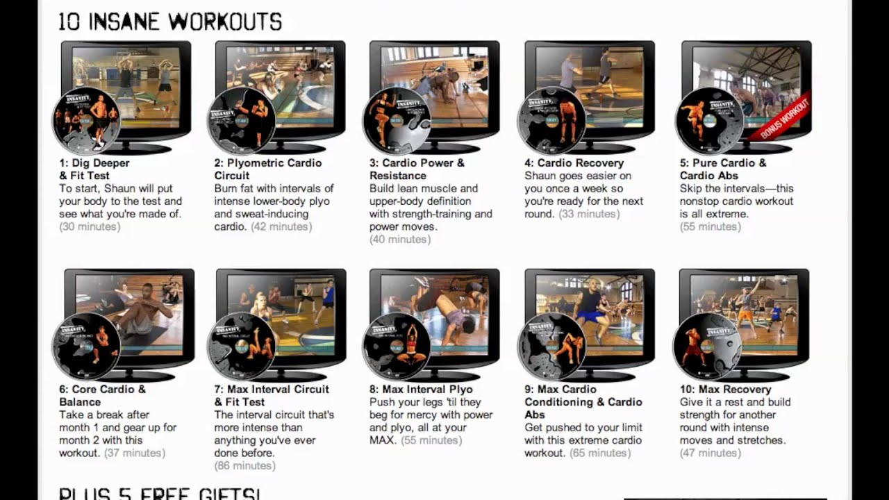 Insanity coupons codes