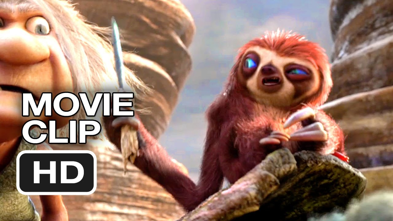 The Croods Toys R Us : The croods movie clip road trip emma stone