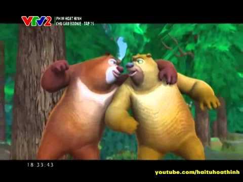 Chú gấu Boonie Tập 15   Phim hoạt hình