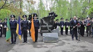 Представники університету взяли участь у заходах із вшанування пам'яті загиблих на ЧАЕС
