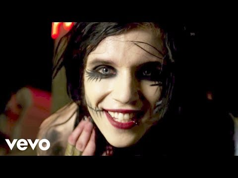 Black Veil Brides - Rebel Love Song (Explicit)