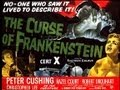 James Bernard - The Curse of Frankenstein w/ Peter Cushing Slideshow