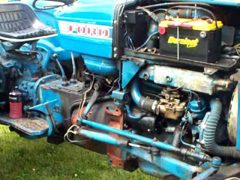 google 1978 chevy starter wiring 1965 ford 3000 tractor youtube  1965 ford 3000 tractor youtube