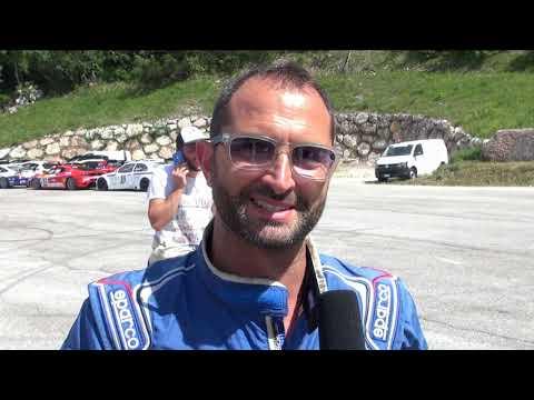 Copertina video Antonino Migliuolo (Mitsubishi Lancer Evo)