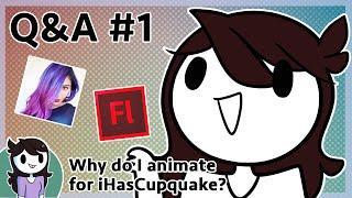 Q&A #1: Why Do I Animate For Cupquake?