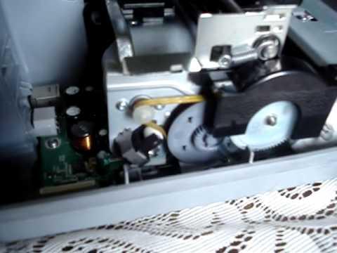 Curso de Manutenção e Desmontagem 01 Multifuncional HP-PSC-1510/1500