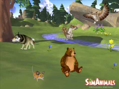 my sim animals tribute - YouTube