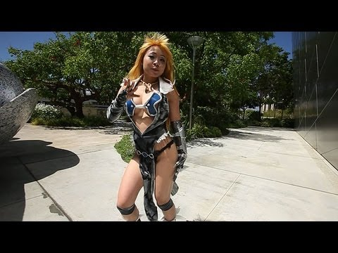 Anime Expo 2012 Cosplay Video 2-4 [Next Day Edit]
