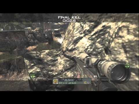 My First MW3 Trickshot!