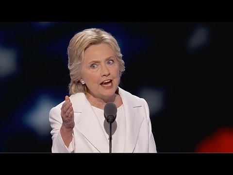 Hillary Clinton: Don't believe anyone who says, 'I alone can fix it'