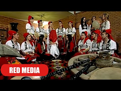 Rrënjët Tona -34 - Grupi i vajzave - Këng kanagjeqi